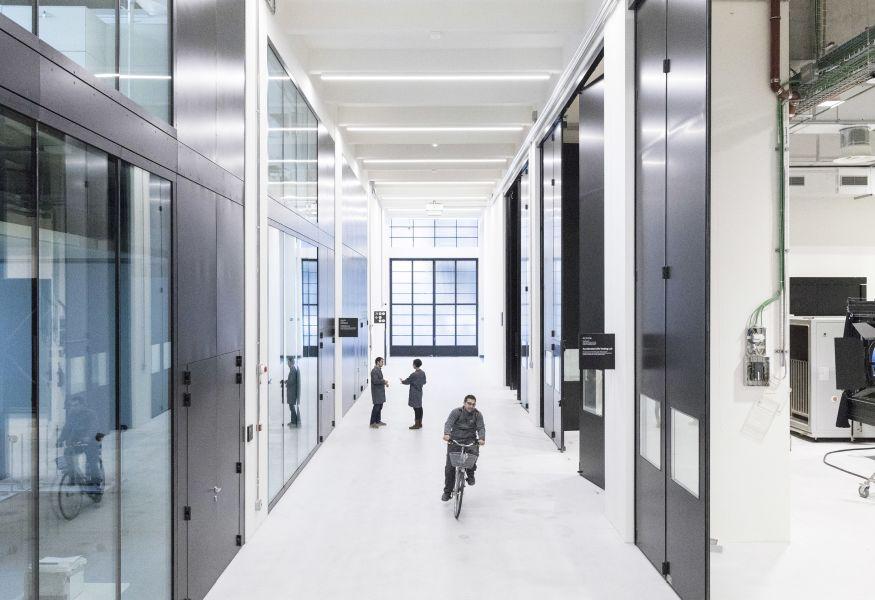 Istituto per le energie rinnovabili Lab Tour